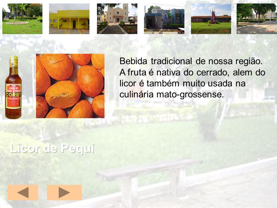 Bebida tradicional de nossa região. A fruta é nativa do cerrado, alem do licor é também muito usada na culinária mato-grossense.