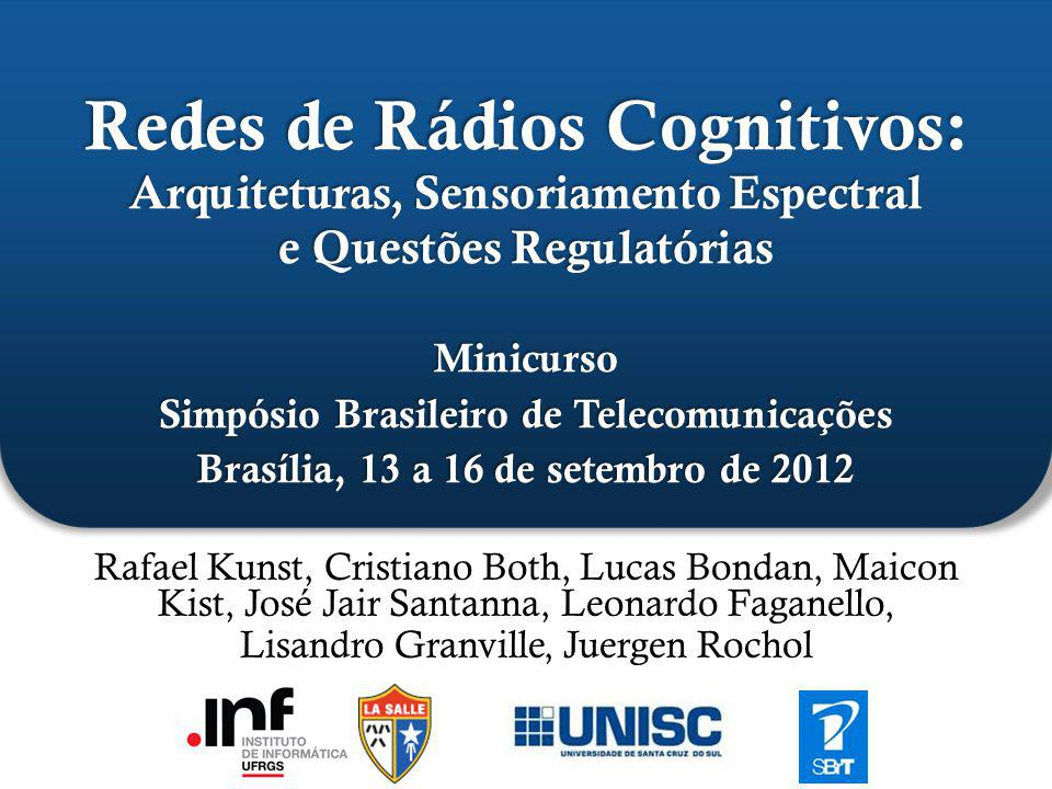 62 Simpósio Brasileiro de Telecomunicações Brasília, 13 a 16 de setembro de 2012 [29] Pekhteryev, G.; Sahinoglu, Z.; Orlik, P.; Bhatti, G.
