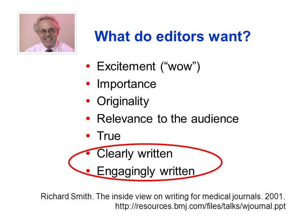 curácia revidade lareza Como Escrever e Publicar um Artigo Científico Produzindo o Texto