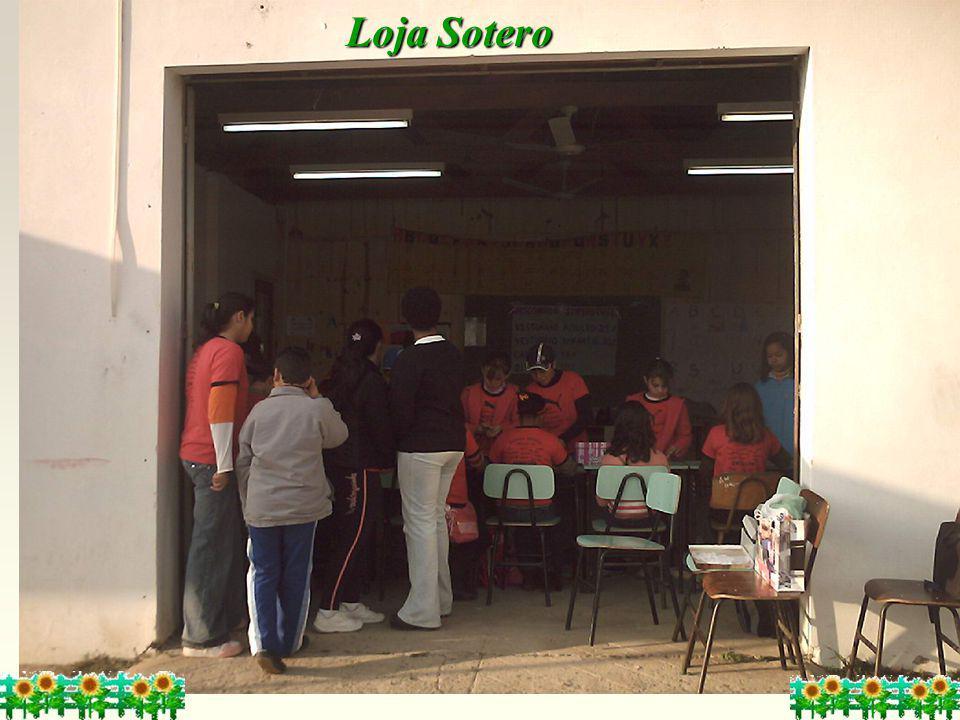 Fotos da atividade prática Loja Sotero
