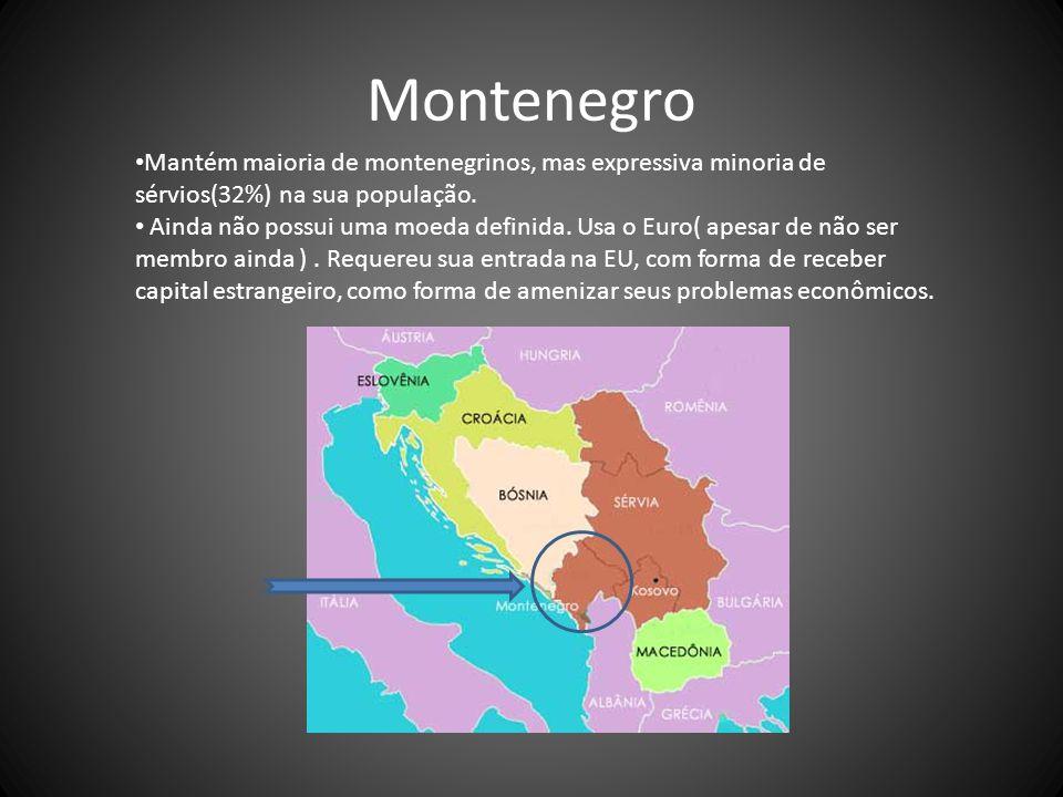 Bósnia-Herzegovina È um dos países mais pobres da região.