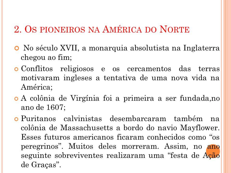 No Congresso, 04 de julho de 1776 A Declaração de Independência
