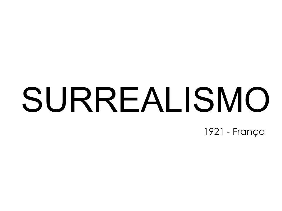 SURREALISMO 1921 - França
