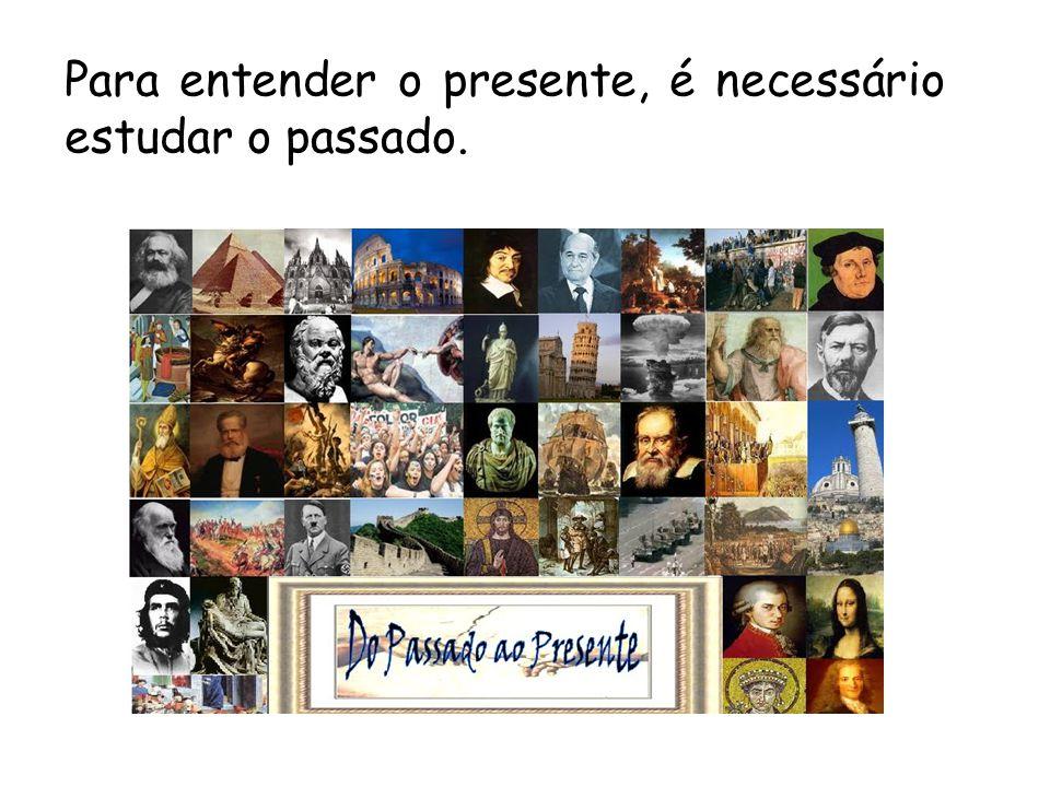 História é tudo aquilo que já aconteceu e influencia direto ou indiretamente no nosso presente e futuro.
