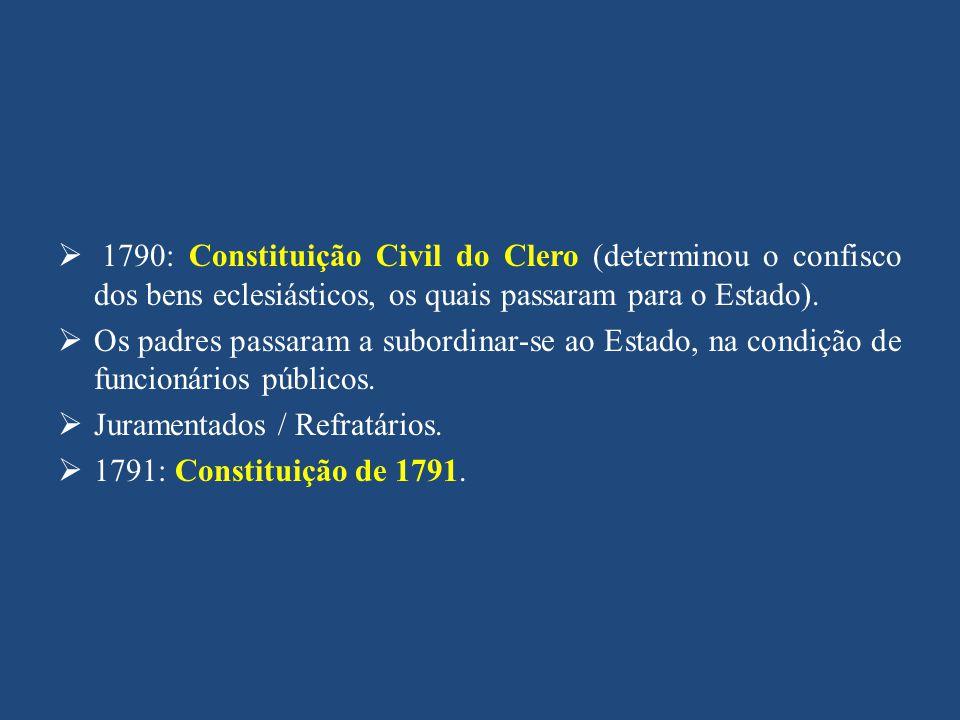 CONSTITUIÇÃO DE 1791