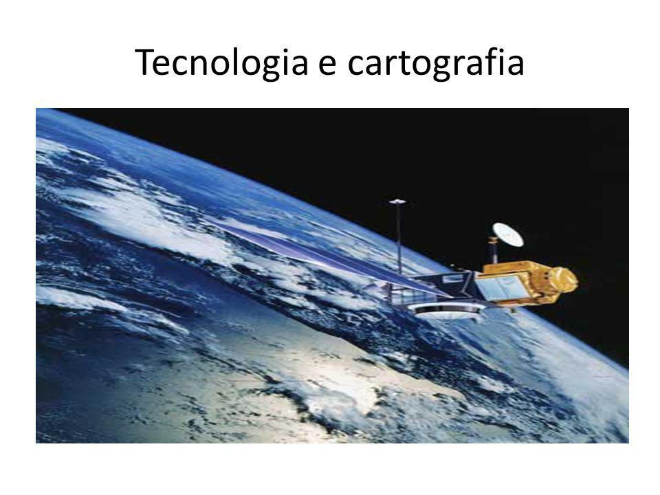 Tecnologia e cartografia