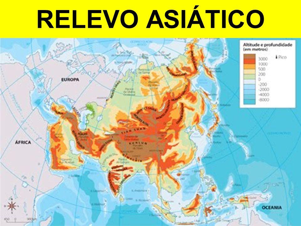 RELEVO ASIÁTICO