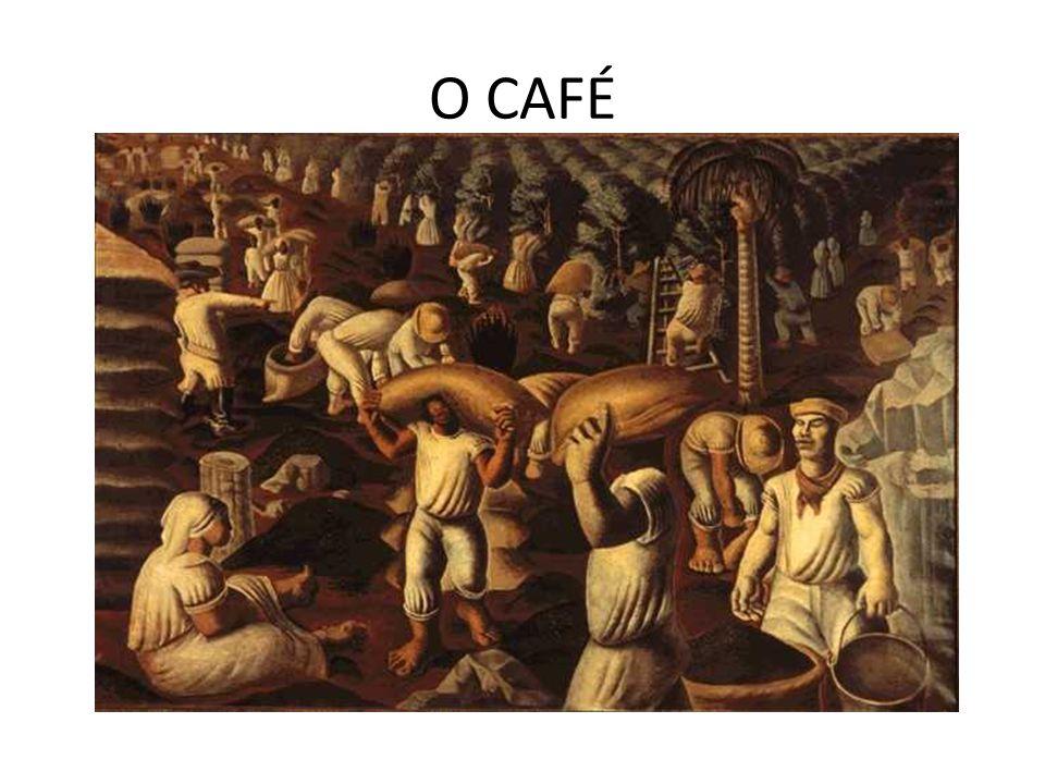 O Lavrador de CaféO Mestiço
