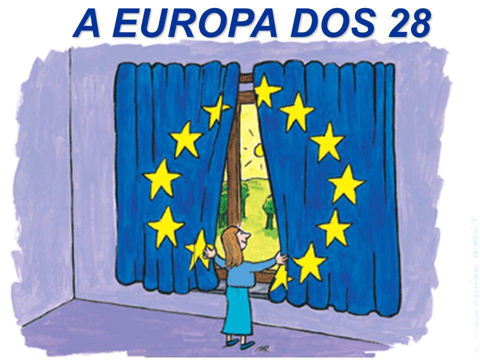 A EUROPA DOS 28
