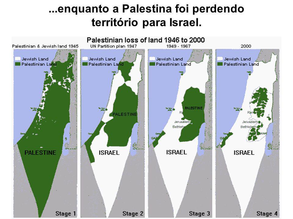 No dia 09 de dezembro de 1987 eclode uma rebelião do povo árabe contra todo e qualquer soldado israelense.