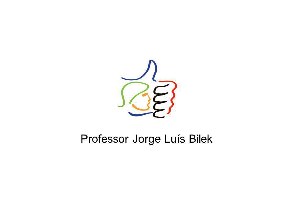 Professor Jorge Luís Bilek
