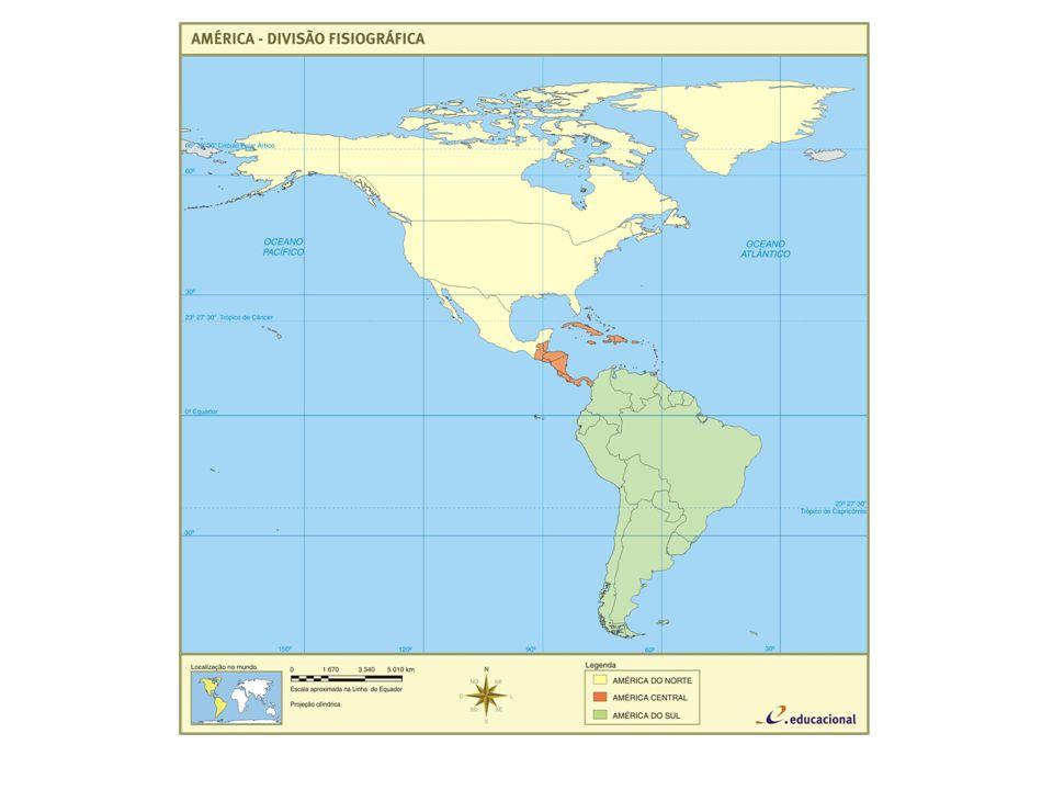AMÉRICA ANGLO-SAXÔNICA (CANADÁ E EUA) – INGLÊS – COLONIZAÇÃO DE POVOAMENTO AMÉRICA LATINA (TODOS OS OUTROS PAÍSES) – COLONIZAÇÃO DE EXPLORAÇÃO