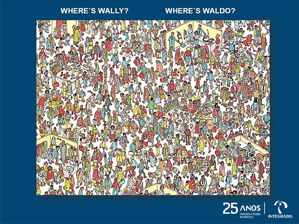 WHERE´S WALLY? WHERE´S WALDO?