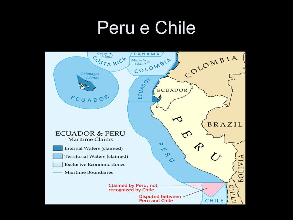 Peru e Chile