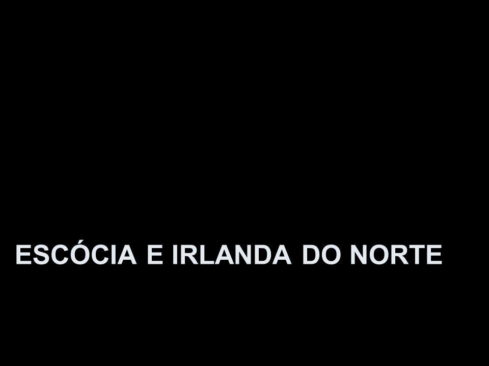 ESCÓCIA E IRLANDA DO NORTE