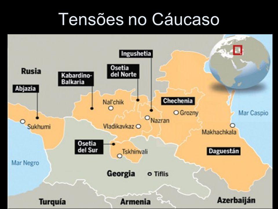 Tensões no Cáucaso