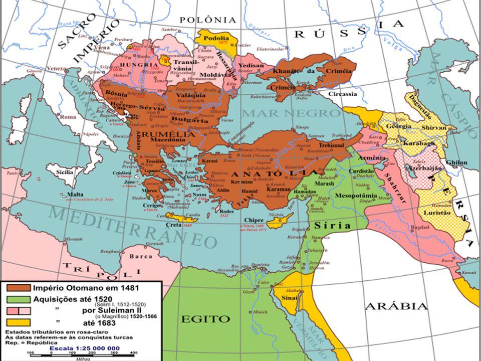 O Grande Cisma do Oriente 4 O Império Bizantino foi o local de origem da Igreja Ortodoxa, que resultou de um progressivo distanciamento da Igreja sedi