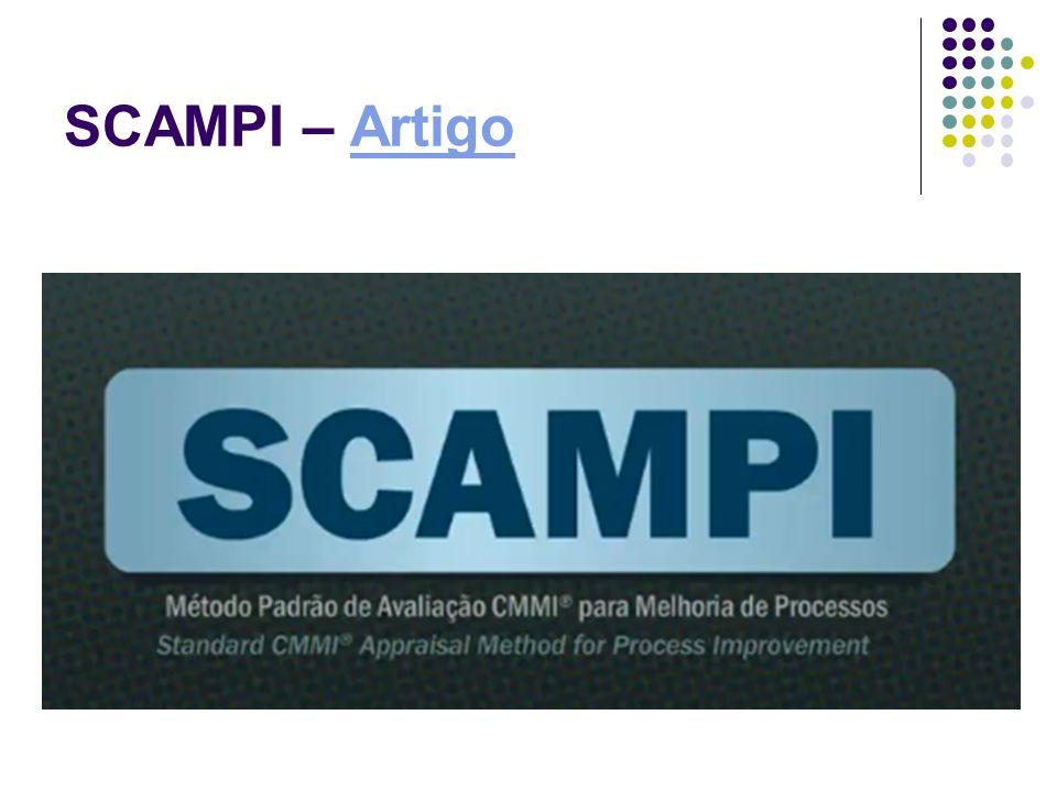 SCAMPI – ArtigoArtigo