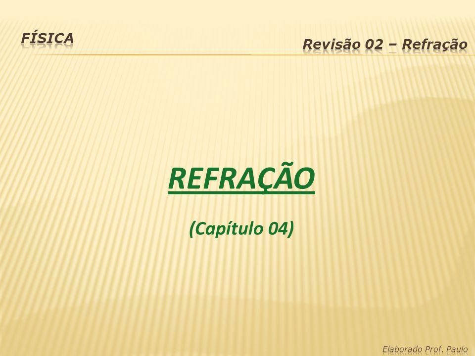 REFRAÇÃO (Capítulo 04)