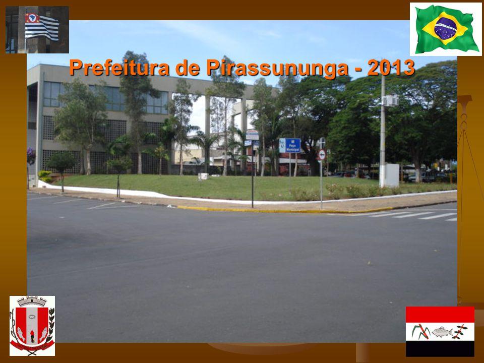 Prefeitura de Pirassununga - 2013 ADÁGIO POPULAR –...é o olho do patrão que engorda o gado.