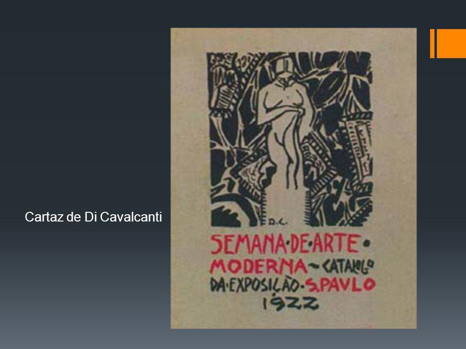 Cartaz de Di Cavalcanti