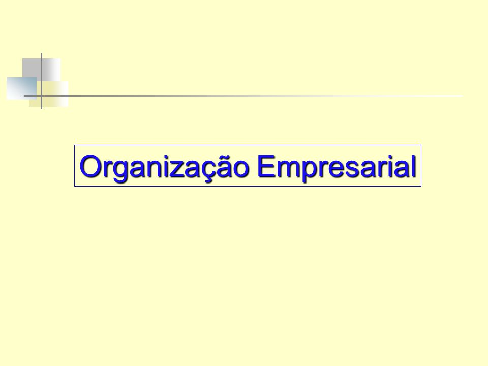 Administrar uma Empresa É o processo de trabalhar com pessoas e recursos para realizar objetivos organizacionais, de maneira eficiente e eficaz.