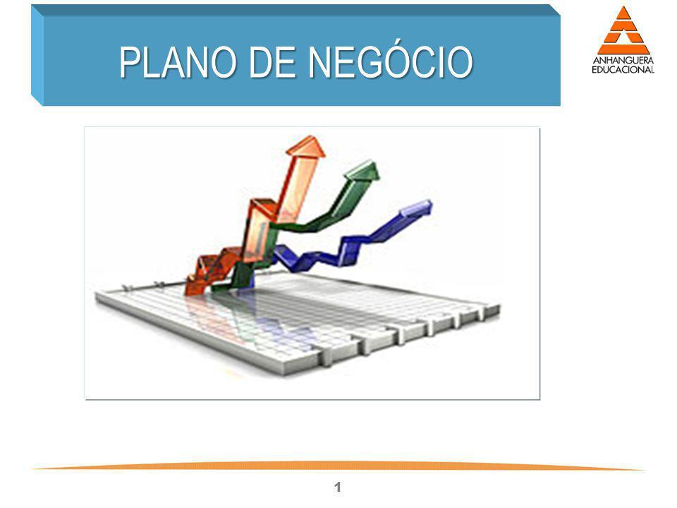 2 Plano de Negócio é um documento capaz de mostrar toda a viabilidade e estratégias do negócio, do ponto de vista estrutural, administrativo, estratégico, mercadológico, técnico, operacional e financeiro.