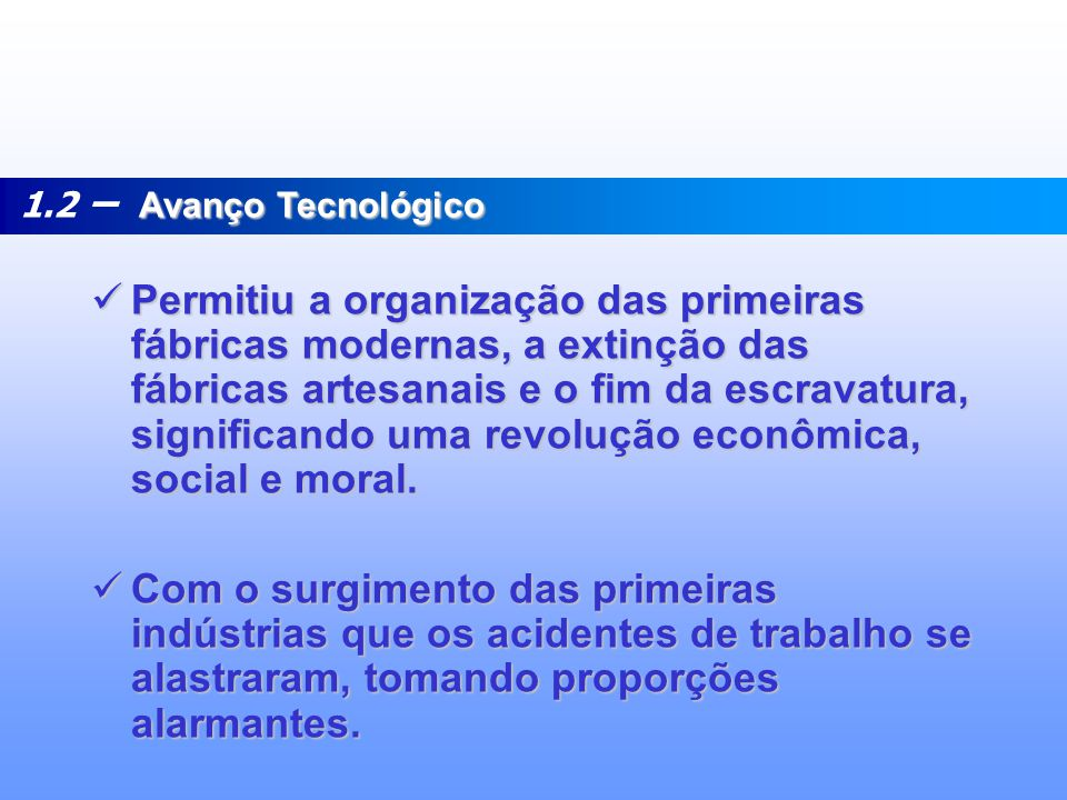 1.LTCAT - Laudo Técnico das Condições Ambientais do Trabalho 1.