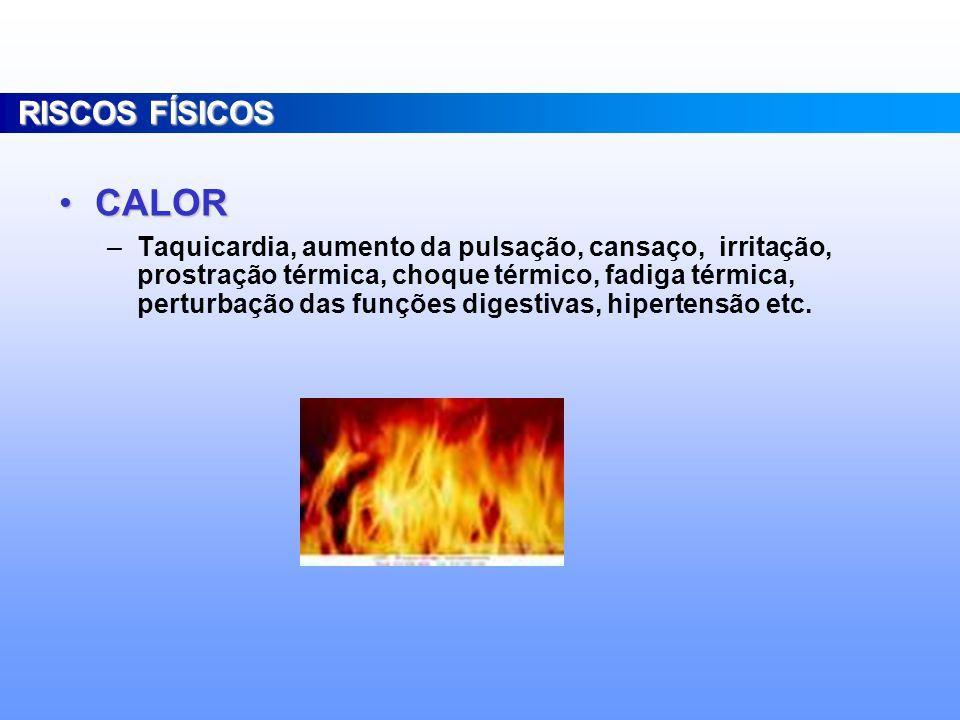 VIBRAÇÕESVIBRAÇÕES RISCOS FÍSICOS