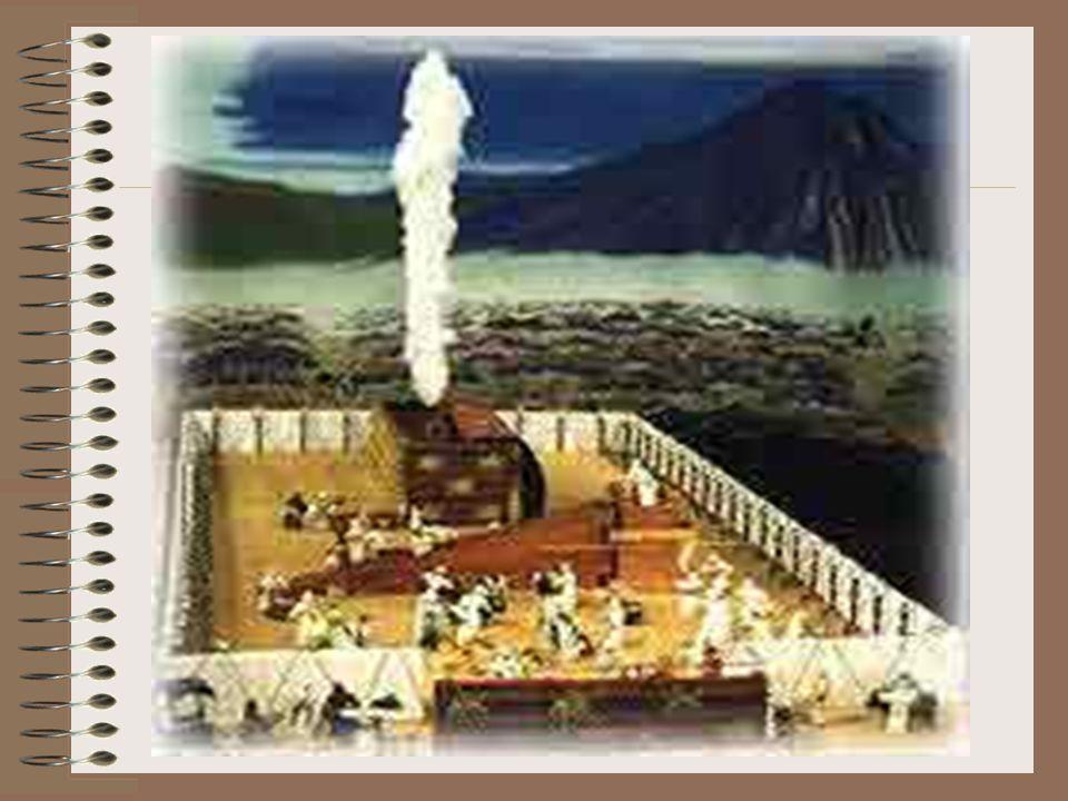 Cada uma das cobertas do tabernáculo apontavam a Jesus Cristo.