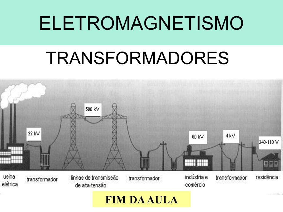 TRANSFORMADORES FIM DA AULA