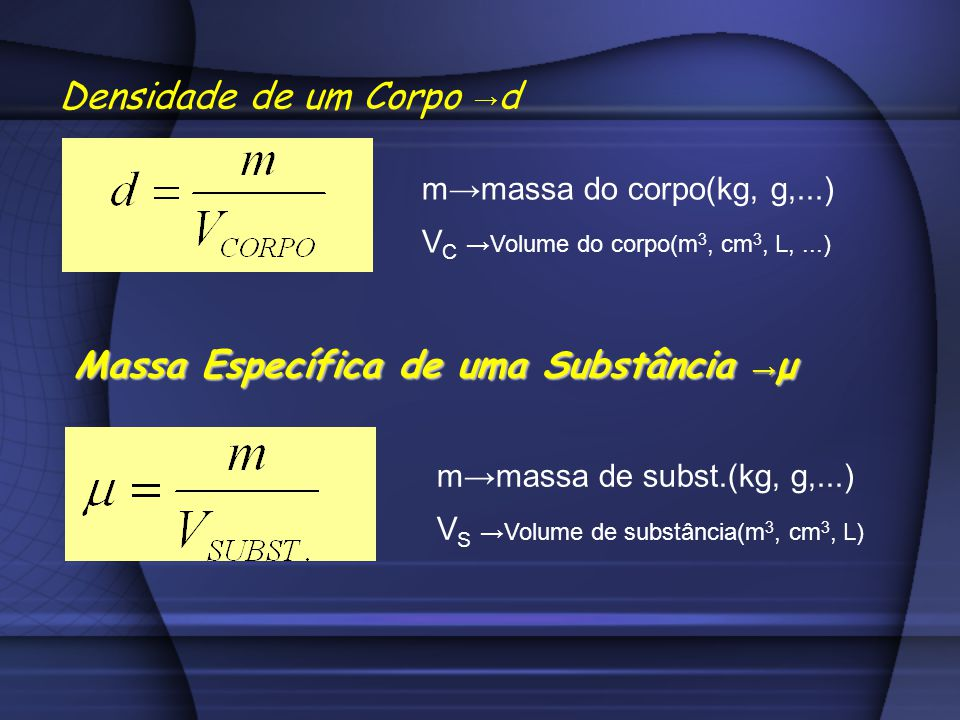 PRESSÕES ABSOLUTAS PRESSÕES RELATIVAS (Vácuo absoluto) 1 atm = 10,33 mH2O g.h p p = p atm + · g · h 0 p at m PRESSÕES POSITIVAS PRESSÕES NEGATIVAS -10,33 mH 2 O g.h p p at m p = · g · h 0 (Vácuo absoluto)