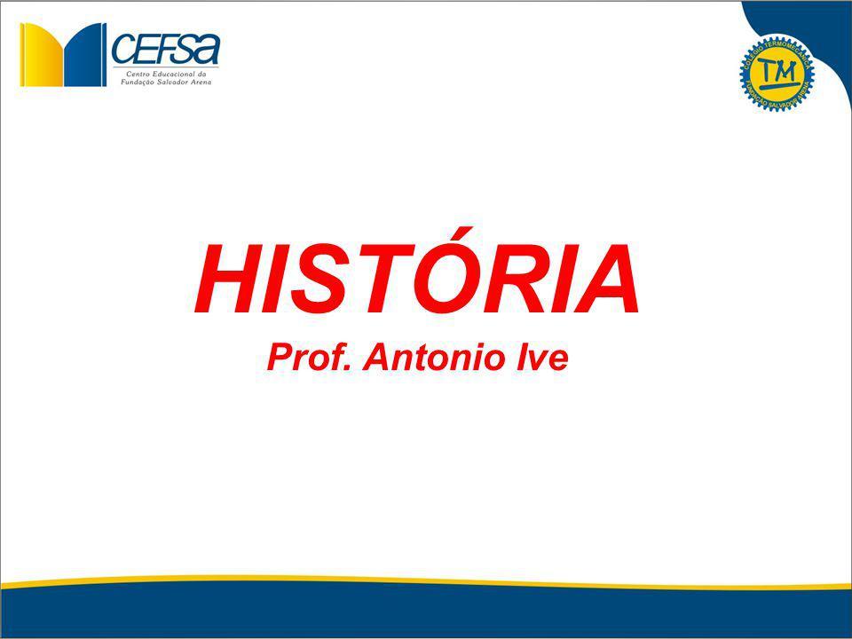 Antes de mais nada uma pergunta: O que é História.