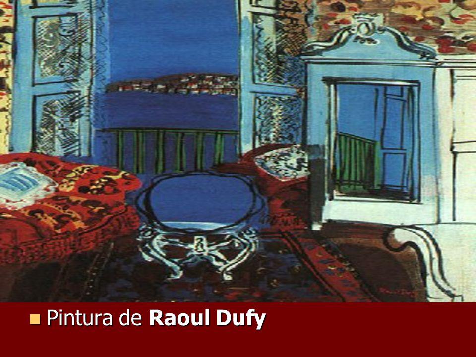 Pintura de Raoul Dufy Pintura de Raoul Dufy