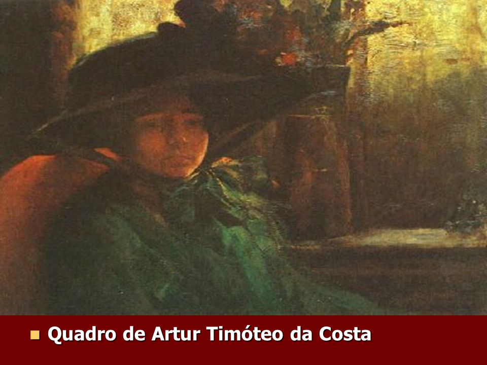 Quadro de Artur Timóteo da Costa Quadro de Artur Timóteo da Costa