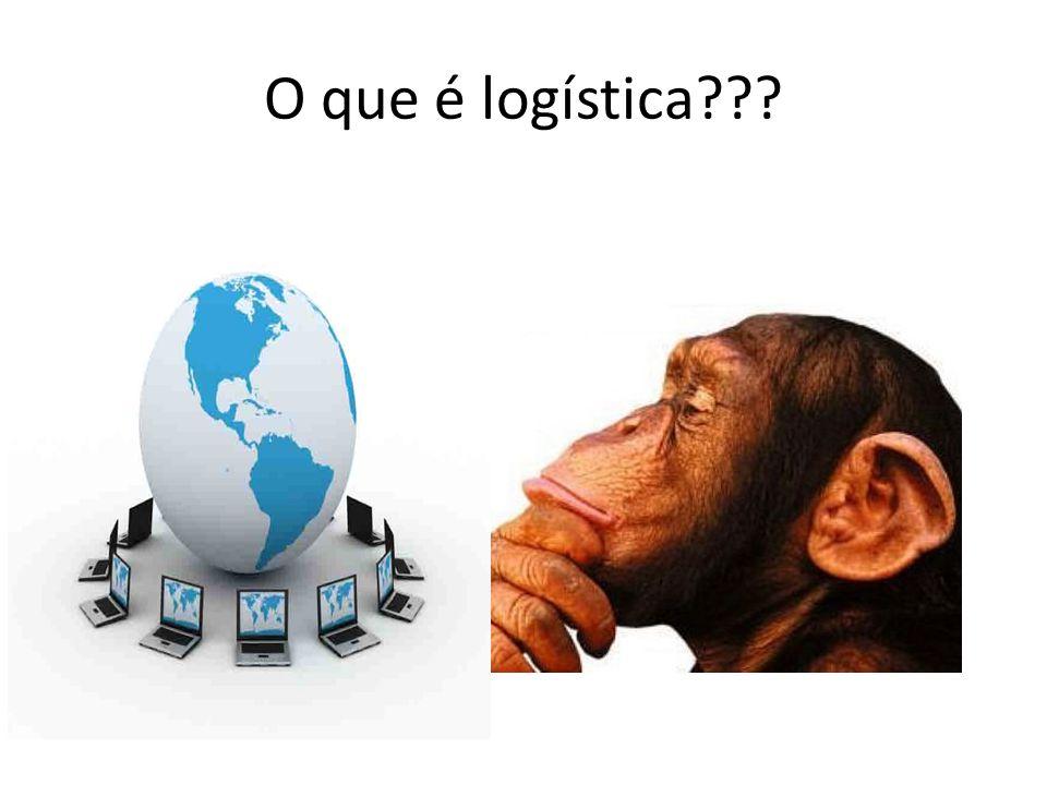 O que é logística???