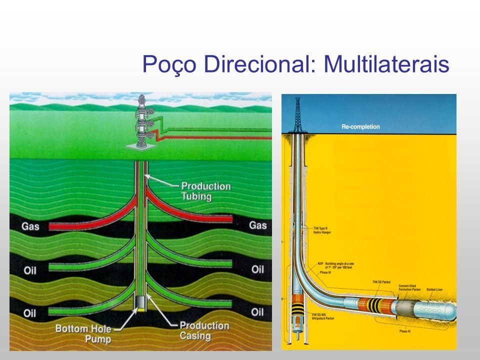 Poço Direcional: Multilaterais