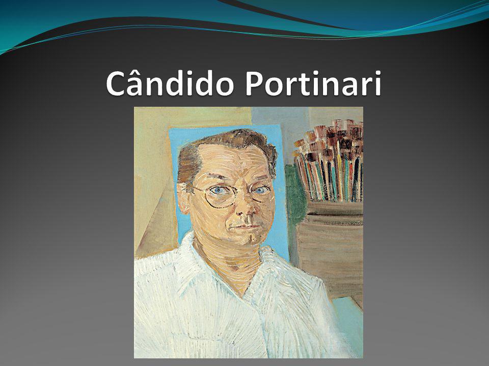 Cândido Portinari nasceu no dia 29 de dezembro de 1903, numa fazenda de café em Brodoswki, no Estado de São Paulo.
