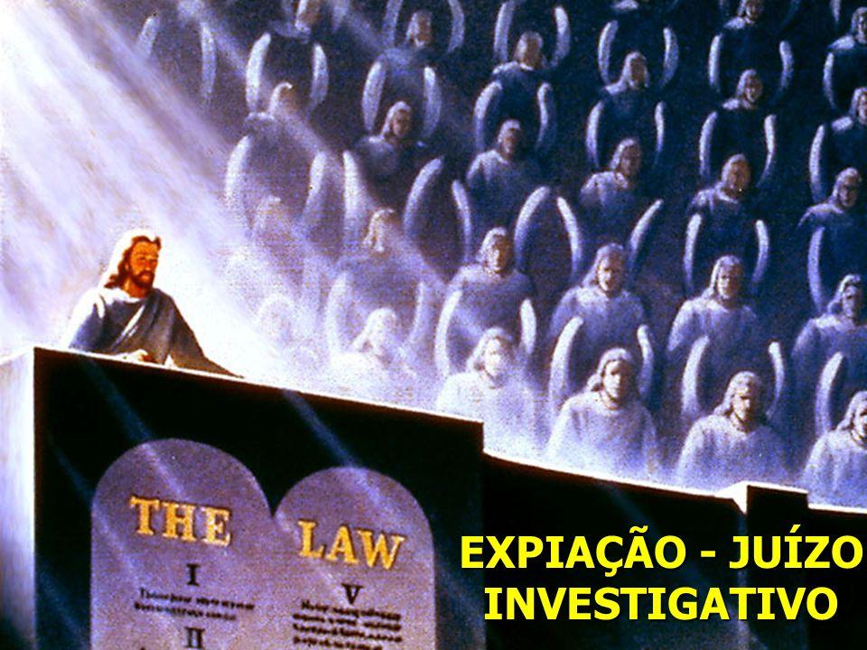 EXPIAÇÃO - JUÍZO INVESTIGATIVO