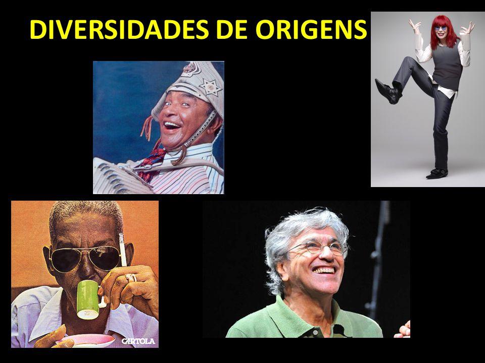 DIVERSIDADES DE ORIGENS