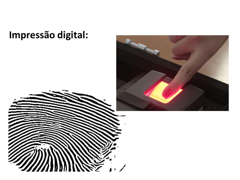 Impressão digital: