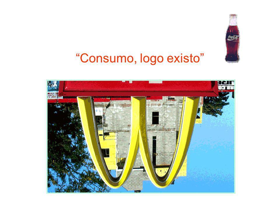 Consumo, logo existo