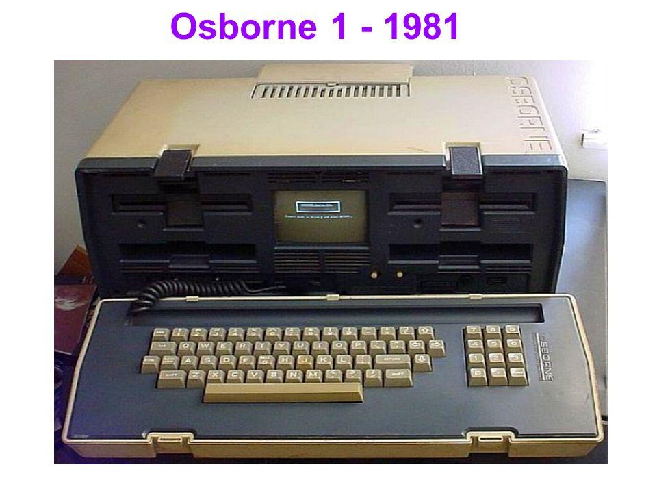 Osborne 1 - 1981