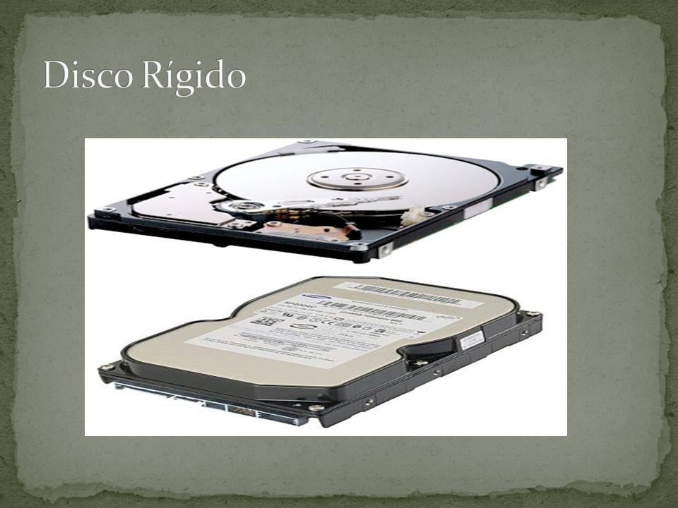 Drive de disquetes É uma unidade de armazenamento de dados que trabalha com disquetes comuns, cuja capacidade é de 1.44 MB.
