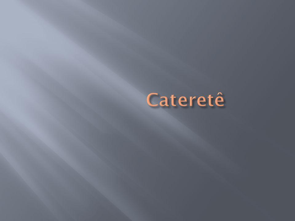 Cateretê, também chamado de catira, é uma dança de origem indígena e dançada em diversos estados brasileiros, como por exemplo em alagoas.