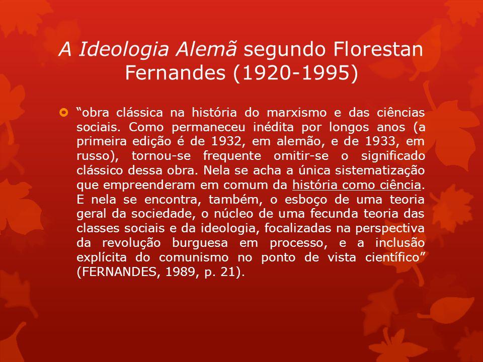 obra clássica na história do marxismo e das ciências sociais.