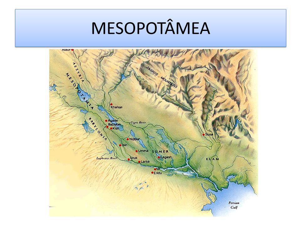 MESOPOTÂMEA