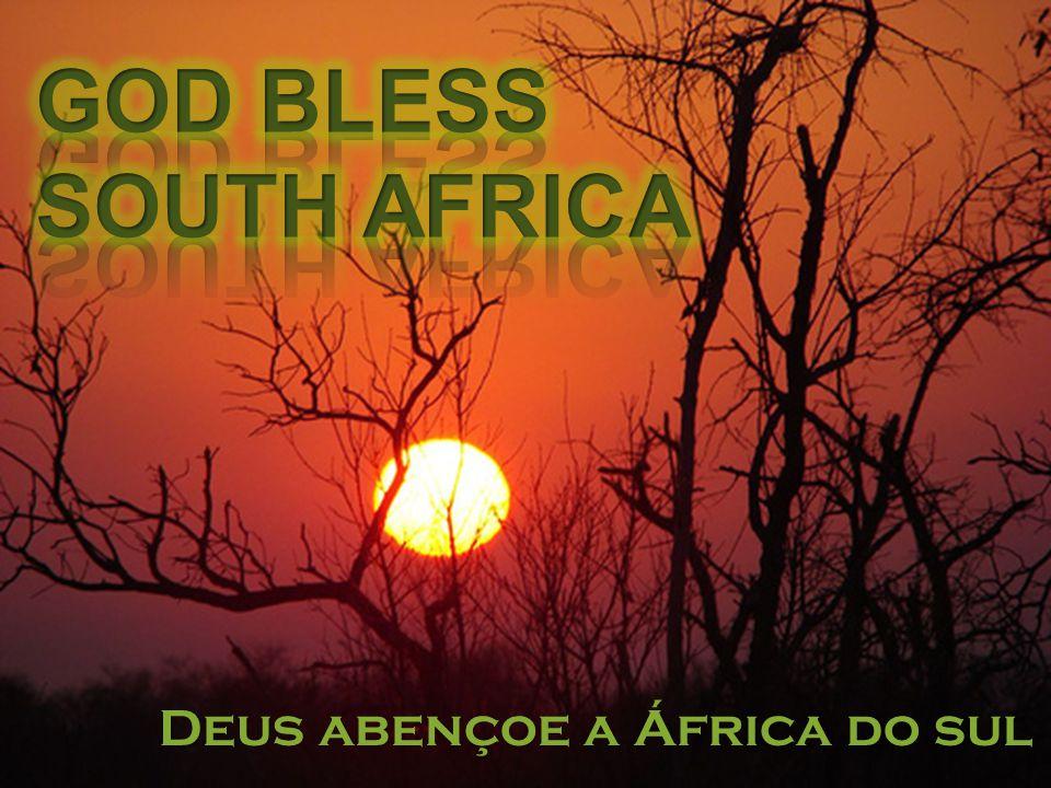 Deus abençoe a África do sul