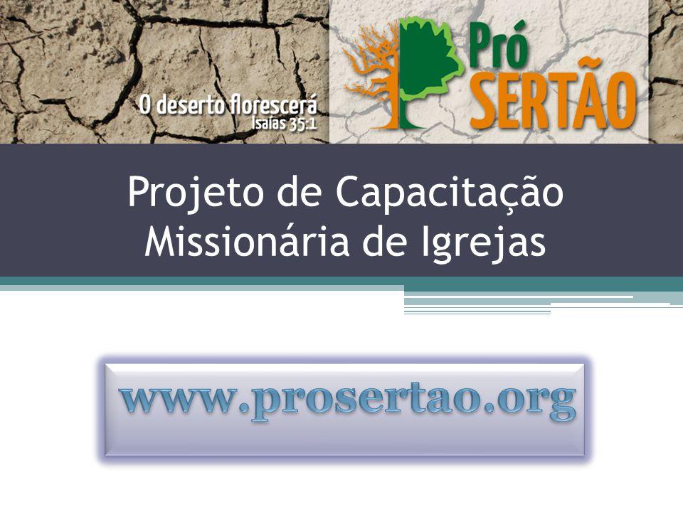 Projeto de Capacitação Missionária de Igrejas