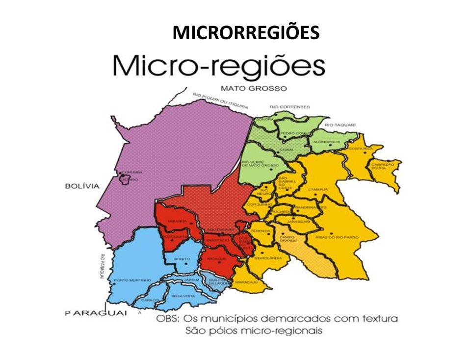 MICRORREGIÕES